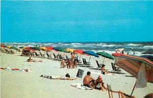 VA, Virginia Beach, Beach Scene, Dexter Press No. 80172