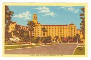 A View Of Vinoy Park Hotel, St. Petersburg, Florida, 1930-1940s