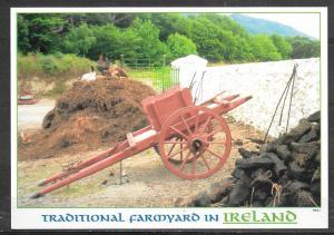 Ireland, Traditional Farmyard, unused