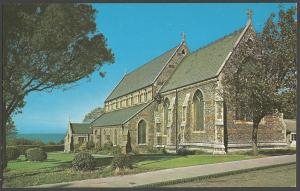 Postcard Church of St Edmund King & Martyr Hunstanton Norfolk EJN1421 #2