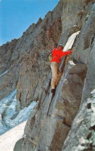 Big Pine California~Sierra Nevada Mountain Climber~North Palisade Peak~1960s PC