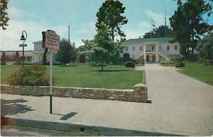 Colton Hall Civic Center Monterey California CA