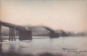 View Of A Bridge, JAPAN, 1900-1910s