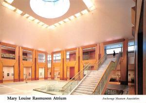 USA Mary Louise Rasmuson Atrium  Anchorage Museum Association