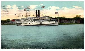 19999    Steamer    Trojan  Hudson RIver Night Boat