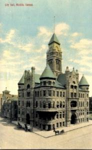City Hall Wichita KS Unused