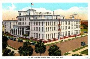 Florida Tampa The Se Soto Hotel