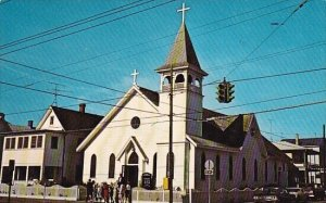 Saint Mary's Star Of The Sea Ocean City Maryland