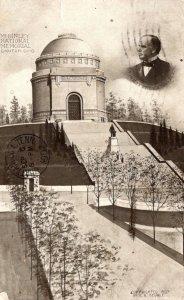 Ohio Canton McKinley National Memorial 1907