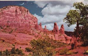 Arizona Oak Creek Canyon Red Rock Formations Found In Beautiful Oak Creek Canyon