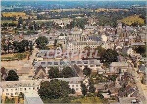 Modern Postcard Ploermel Morbihan Community of the Brothers Lamennais School ...