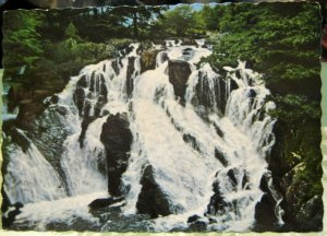 Wales Swallow Falls Betws-y-Coed - unposted