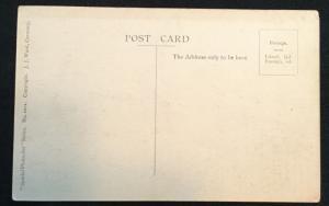 Picture Postcard Unused J. J. Ward Ann Hathaways Cottage England LB