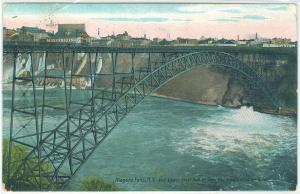 Upper Steel Bridge, Niagara Falls