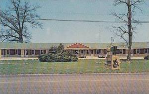 Indiana Brazil The El-Rey Manor Motel