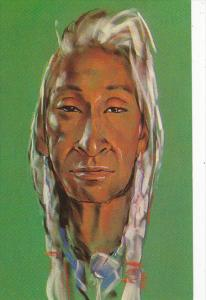 Indian Chief Painted By Gerda Christofferson