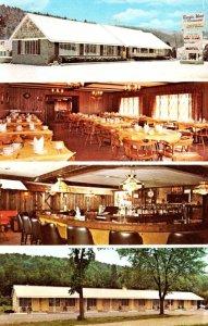 New York Howe Caverns Boreali's Restaurant and Motel