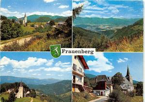 B83235 frauenberg  wallfahrtsort styria   austria