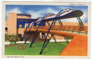 New York World's Fair, Bridge of Tomorrow