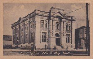 Post Office , NORTH BAY , Ontario , Canada , 00-10s