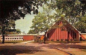 Temple Beth-El Port Jervis, New York, USA Judaic Unused