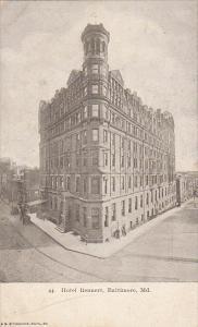 Maryland Baltimore Hotel Rennert