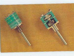 Pre-1980 postcard ad RCL ELECTRONICS COMPANY ON 21ST STREET Irvington NJ F0358