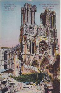 The Cathedral among the ruins, Champagne-Ardenne, France, 00-10s
