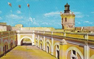Puerto Rico San Juan El Morro's Plaza