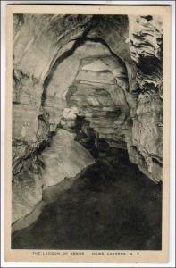 Lagoon of Venus, Howe Caverns NY