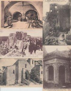 LES BAUX BOUCHES-DU-RHONE (DEP.13) COTE D'AZUR 130 Cartes Postales 1900-1940
