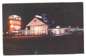 Night View, White House Motel Restaurant and Cocktail Lounge, Newburg, Maryla...