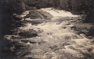 RP Wolf River, Menomikee Reservation, Lower Dells, Wisconsin, PU-1931