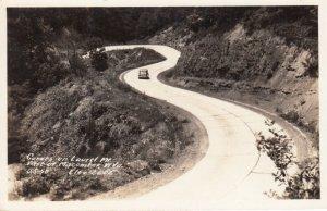 RP: MACOMER , West Virginia , 1930-40s ; Curves on Laurel Mt