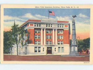 Linen BUILDING Glens Falls - Lake George New York NY ho1571
