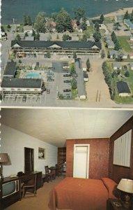 Cte Berthier , Quebec , Canada , 1950-60s , B-M Motel / Hotel
