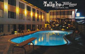 Canada Tallyho TraveLodge & Swimming Pool Victoria British Columbia