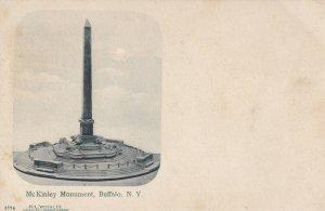 BUFFALO, New York, 1900-1910's; McKinley Monument