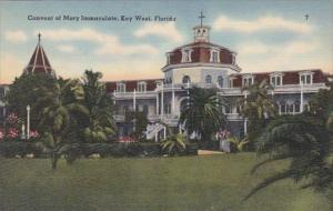 Florida Key West Convent Of Mary Immaculate 1965