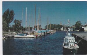 Harbour & Yacht Club , BELLEVILLE , Ontario , Canada , 50-60s