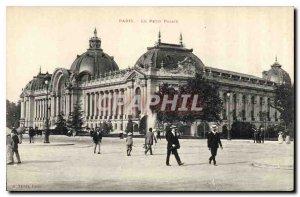 Postcard Old Paris Petit Palais