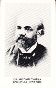 Dr. Anton Dvorak - Spillville, Iowa