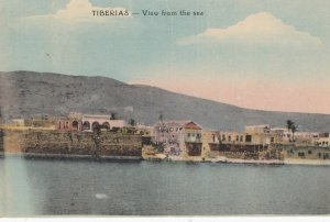TIBERIAS , Israel , 00-10s ; From the Sea
