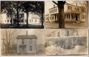 4 - RPPC, Houses