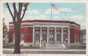 New Hampshire Franklin Post Office