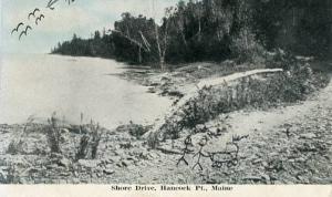 ME - Hancock Point, Shore Drive