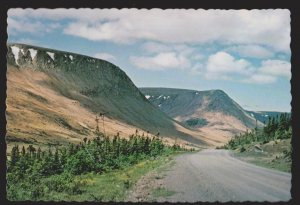 NEWFOUNDLAND - The Gulch Road Gros Morne National Park - 1960s - Unused