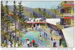 Vermont West Dover Swimming Pool and Central Tower Section Mt Snow Ski Area