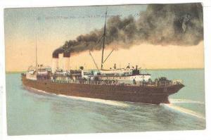 Ocean Liner MALLE , Boulogne Sur MER , France , 00-10s