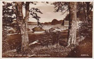 RP, Craig Bridge On The Avon, Strathaven, Scotland, UK, 1920-1940s